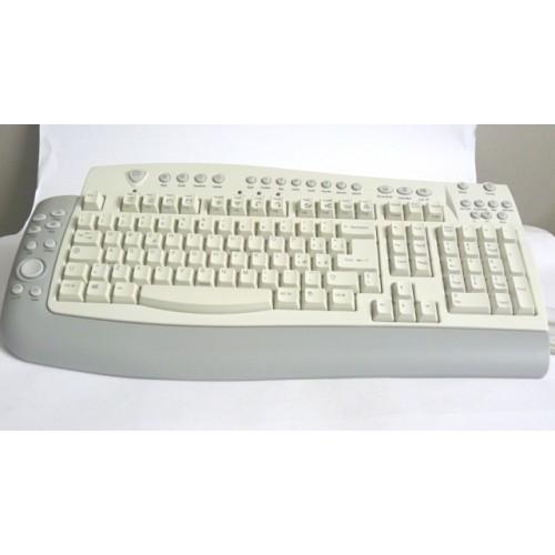 TASTIERA MULTIMEDIALE MCK-8000 PS2