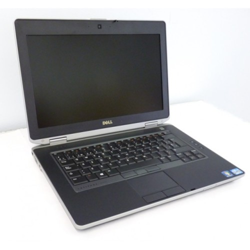 NOTEBOOK DELL LATITUDE E6420 INTEL CORE i5-2520M 2.5ghz RAM 8GB HDD 320 GB WIN 7 PRO - usato