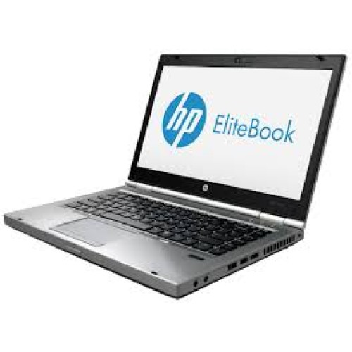 NOTEBOOK HP ELITEBOOK 8470P INTEL CORE i5-3320M 2.6 GHZ RAM 4GB HDD320GB WIN 7 PRO NO WEBCAM- usato