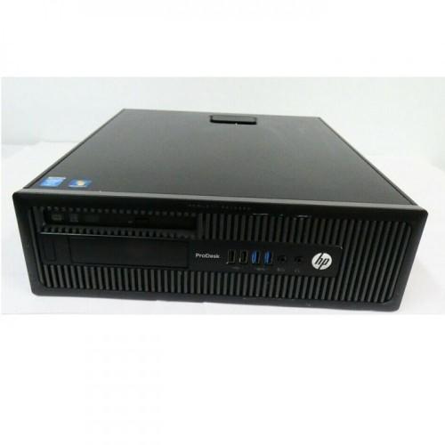 HP PRODESK 600 G1 SFF INTEL CORE I3 3.4GHZ RAM 4GB HD 500GB WIN 7 - RICONDIZIONATO