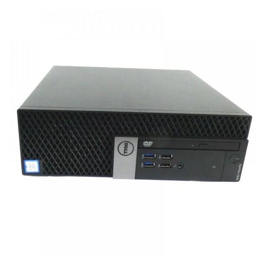 PC DELL OPTIPLEX 7040 DESKTOP SFF INTEL CORE I5 3.2GHZ RAM 4GB HDD250GB WIN 7- RICONDIZIONATO