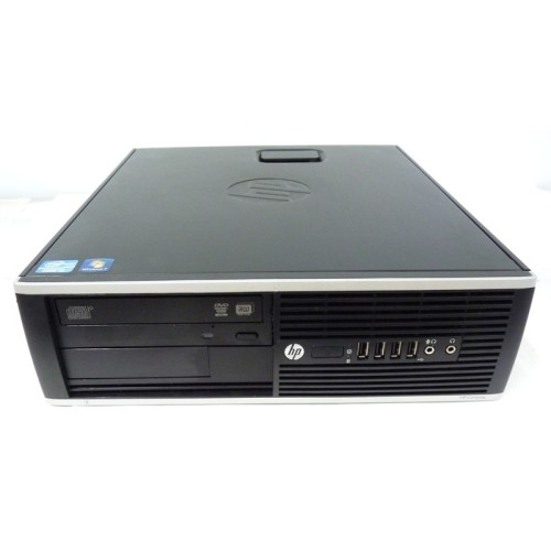 PC DESKTOP SFF HP COMPAQ 6300 INTEL CORE I3-2120 3.3GHZ RAM 4GB HDD 500GB WIN 7 USATO