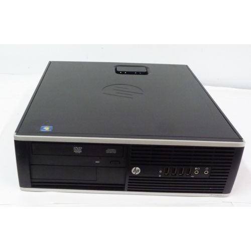 PC DESKTOP SFF HP COMPAQ 8300 INTEL CORE I3-3220 3.3GHZ RAM 4GB HDD 250GB WIN 7 USATO