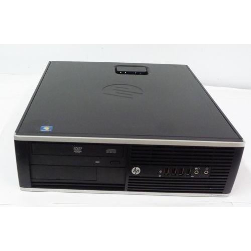 PC HP COMPAQ 6200 PRO INTEL G620 2.6GHZ RAM 4GB HDD 250GB WINDOWS 7 - USATO