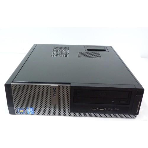 PC DELL OPTIPLEX 390 SFF INTEL CORE I3-3220 3.3 GHZ RAM 2GB HDD 250GB  WIN 7 PRO 64 BIT - usato